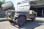 Nekaf M38a1 Jeep 1956 FULL MATCHING Ambulance Te Koop ,For Sale, Zum Verkauf